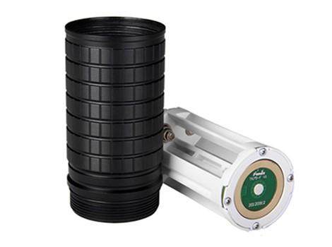 Zubehör | Taschenlampen, Schwarz, Aluminium