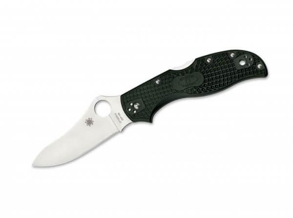 Taschenmesser, Schwarz, Daumenöffnung, Backlock, ZDP-189, FRN