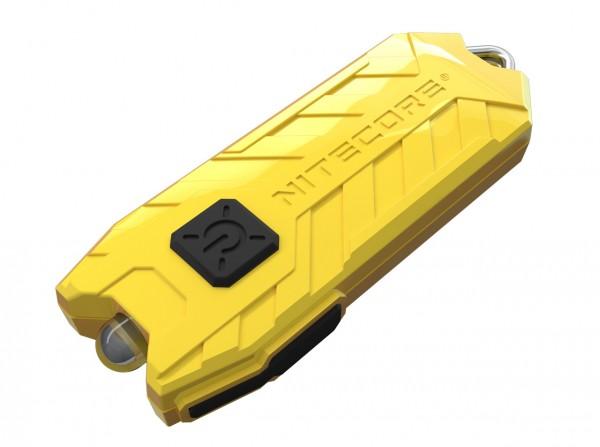 Taschenlampe, Gelb, Kunststoff