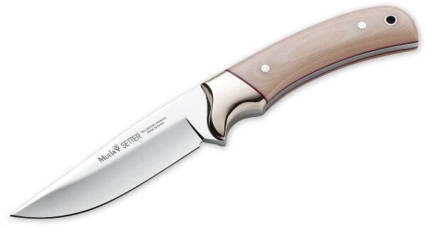 Feststehendes Messer, Khaki, Feststehend, 4116, Micarta