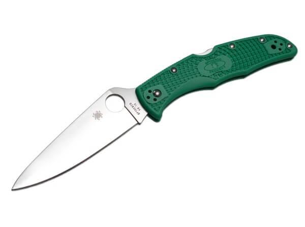Taschenmesser, Grün, Daumenöffnung, Backlock, VG-10, FRN