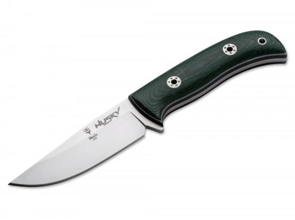 Feststehendes Messer, Grün, Feststehend, RWL 34, Micarta
