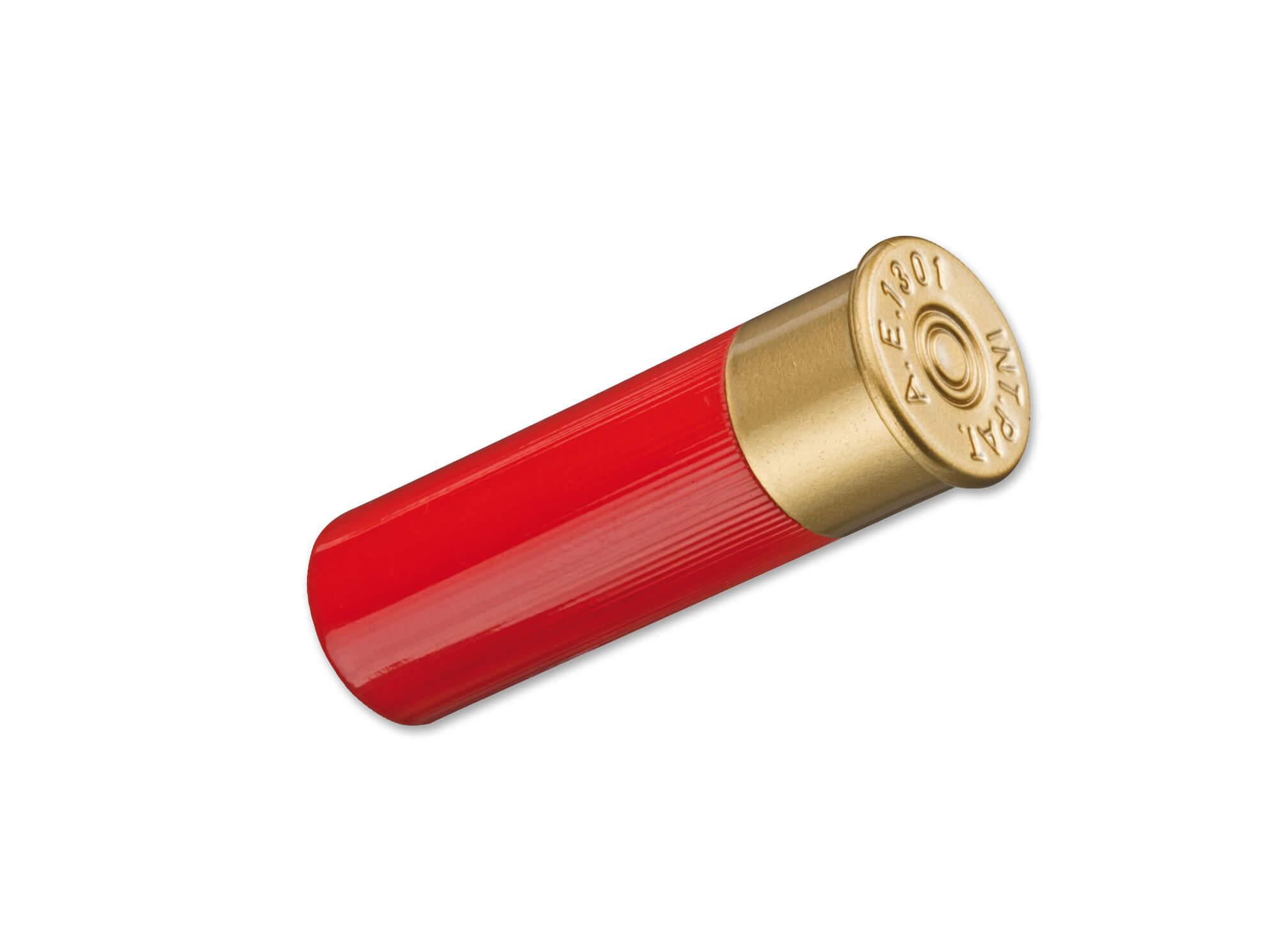 Antonini Taschenmesser 12 Gauge 11,4cm Rot Klappmesser