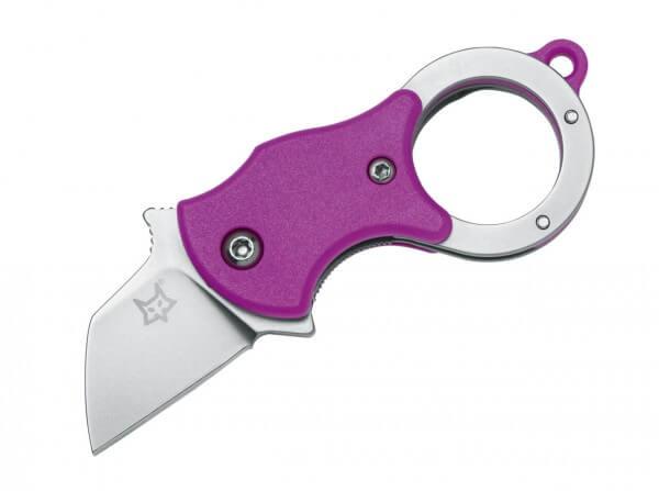 Taschenmesser, Pink, Klingensporn, Linerlock, 4116, FRN