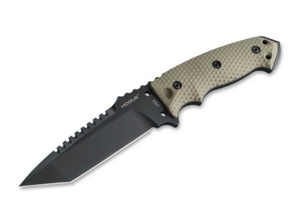 Feststehendes Messer, Oliv, Feststehend, A2, G10