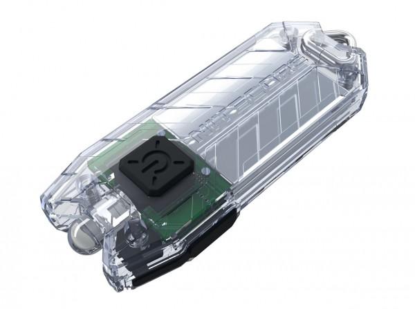 Taschenlampe, Weiß, Kunststoff