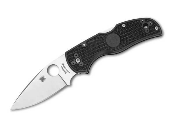 Taschenmesser, Schwarz, Backlock, CPM-S-30V, FRN
