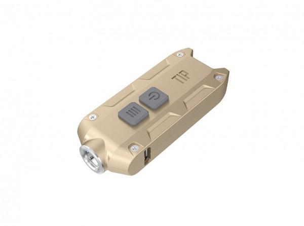 Taschenlampe, Gold, Aluminium