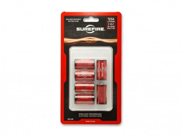 Batterie, Rot
