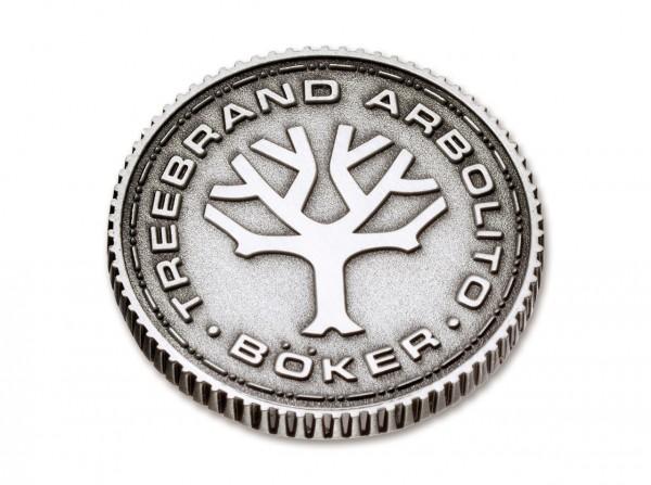 Challenge Coin, Grau