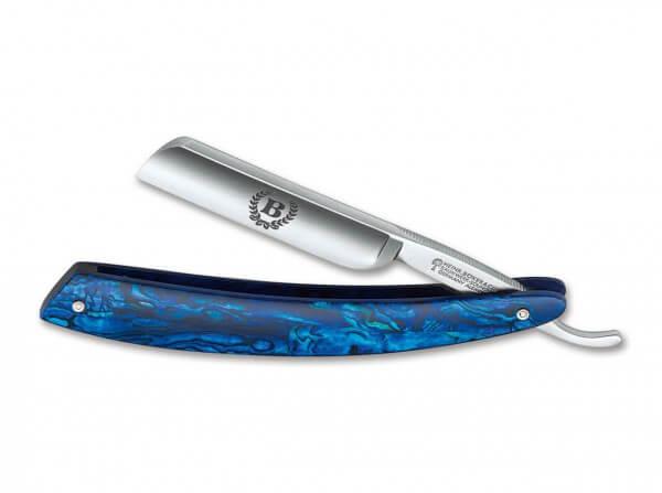 Rasiermesser, Blau, O1, Abalone