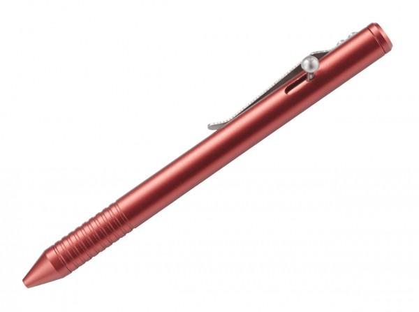 Tactical Pen, Rot, Aluminium