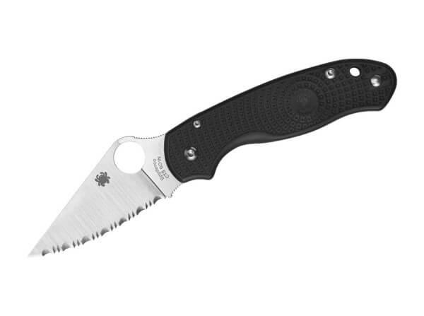 Taschenmesser, Schwarz, Daumenöffnung, Compression Lock, CTS BD-1N, FRN
