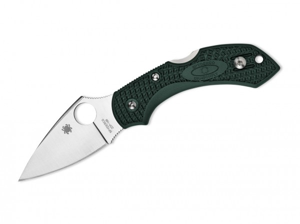 Taschenmesser, Grün, Daumenöffnung, Backlock, ZDP-189, FRN