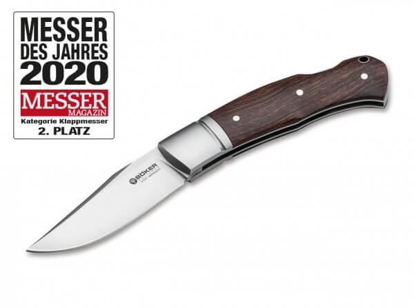 Taschenmesser, Braun, Nein, Backlock, N690, Wüsteneisenholz