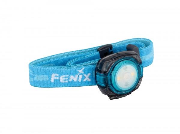 Stirnlampe, Blau, Spezialkunststoff