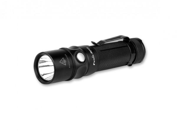 Taschenlampe, Schwarz, Aluminium