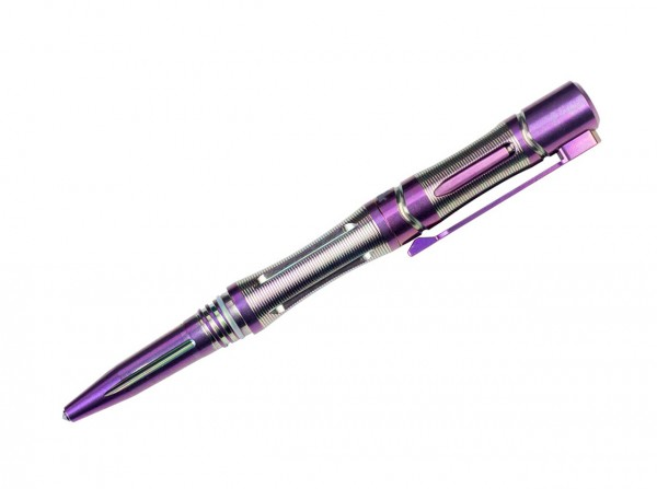 Tactical Pen, Violett