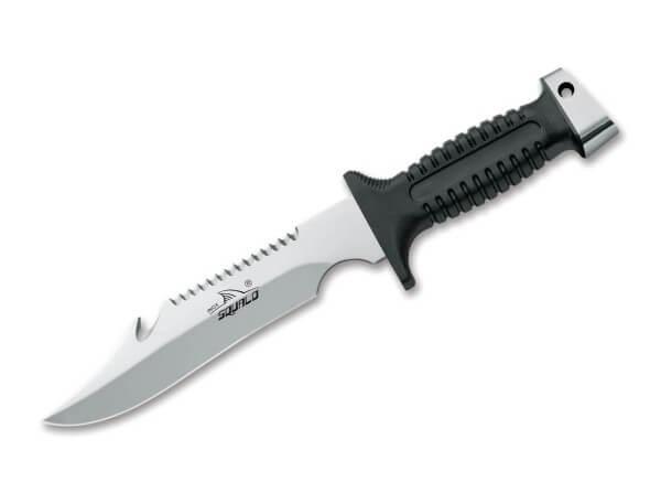 Feststehendes Messer, Schwarz, Feststehend, 4116, Polypropylen