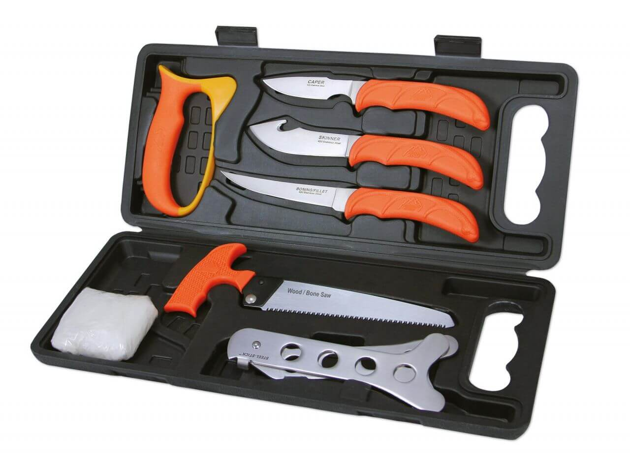 Taschenmesser Outdoor Edge Flip n/' Zip Saw Orange Jagdmesser Säge Messer