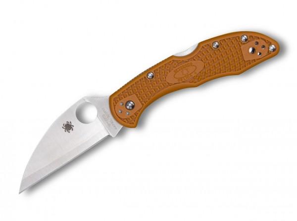Taschenmesser, Orange, Daumenöffnung, Backlock, HAP40/SUS410, FRN