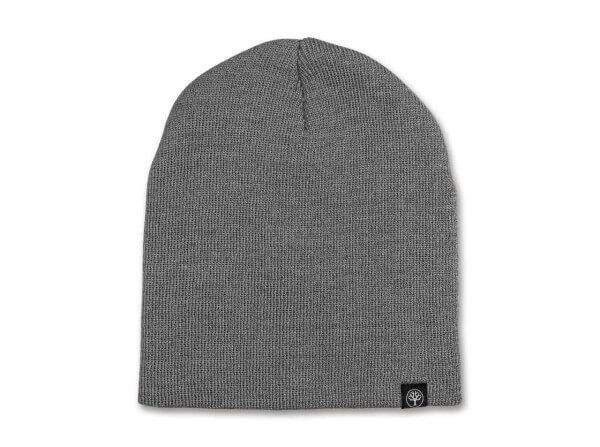 Mütze, Grau