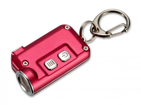 Taschenlampe, Rot