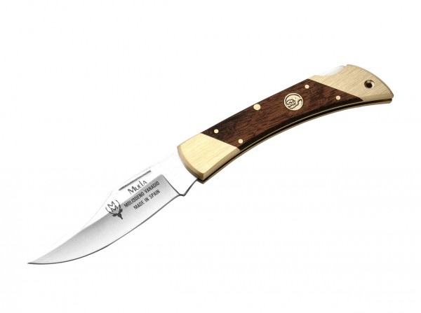Taschenmesser, Braun, Nagelhau, Backlock, 4116, Palisanderholz