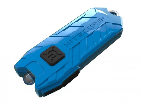Taschenlampe, Blau, Kunststoff