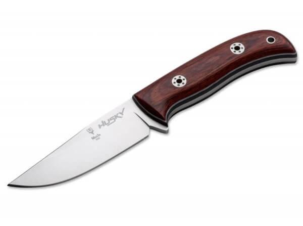 Feststehendes Messer, Braun, Feststehend, 14C28N, Palisanderholz