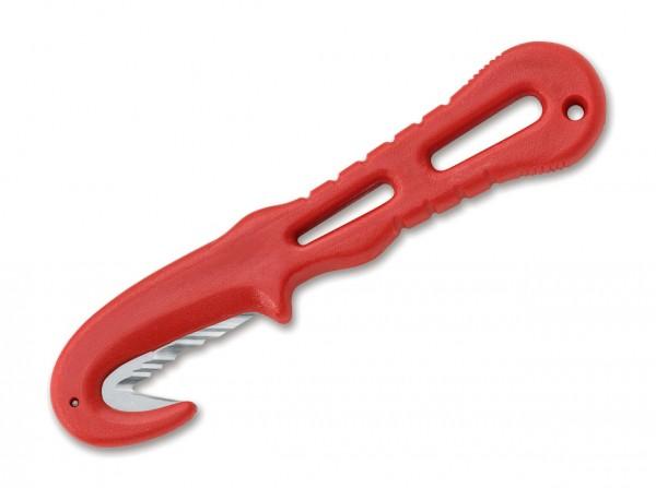 Feststehendes Messer, Rot, Feststehend, 4034, ABS
