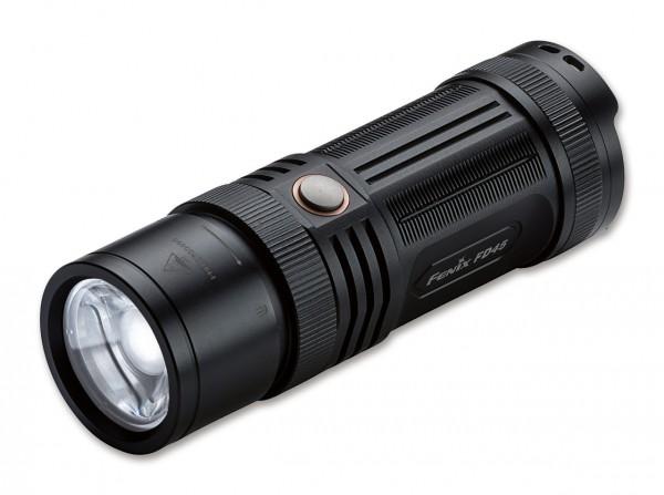 Taschenlampe, Schwarz