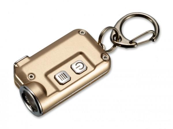 Taschenlampe, Gold