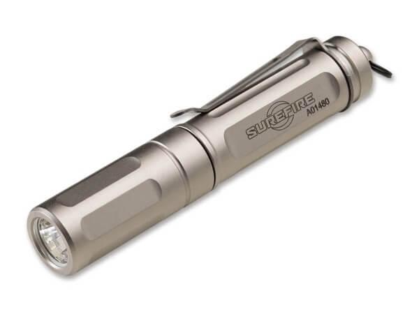 Taschenlampe, Silber